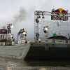 Team trip to skate on the REDBULL barge