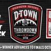 D-Town Throwdown Last Chance Qualifier at Alliance Skatepark