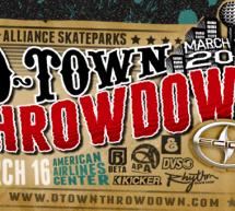 D-town Throwdown Dallas, Texas