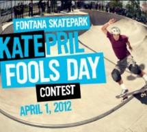 Skatepril Fools Day