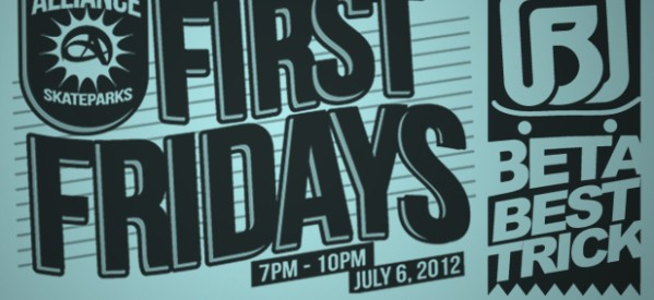 First Fridays at Alliance