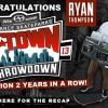 D-Town Throwdown 2013