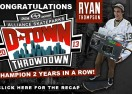 D-Town Throwdown 2013