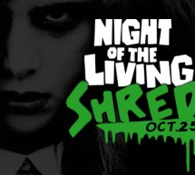 Night of the Living Shred – 2014