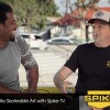 Aaron Spohn talks Skateable Art with Spike TV