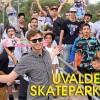 Uvalde Skatepark Grand Opening