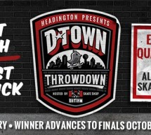 D-Town Throwdown Last Chance Qualifier at Alliance Skatepark