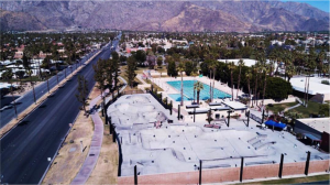 Palm Springs Supervised Skatepark